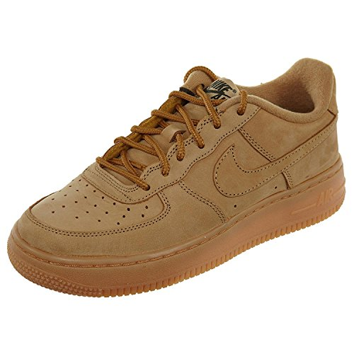newest 0a529 b9578 Nike Herren Air Force 1 Winter PRM Gs Fitnessschuhe, Mehrfarbig  Flax Outdoor Green