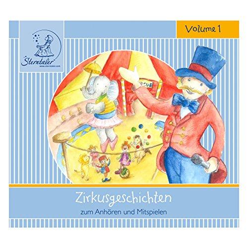 Sterntaler 10260 CD Zirkusgeschichten