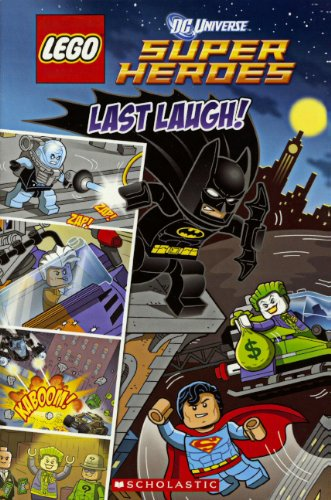 The Last Laugh (Lego Dc Superheroes)