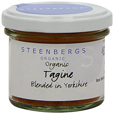 Steenbergs Organic Tagine Spice Mix 56 g (Pack of 3)