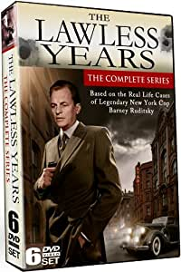 Lawless Years: The Complete Series [DVD] [1959] [Region 1] [US Import] [NTSC]