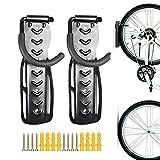 Marke neue 2x Bike/Fahrrad Aufbewahrung an der Wand montiert Mount Hook Rack Halter Aufhänger Ständer Hook Garage