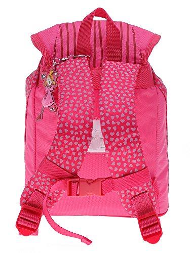 sigikid Kinder-Sporttasche Schlenkertasche Pinky Queeny Pink 24497 Rucksack / Pinky Queeny