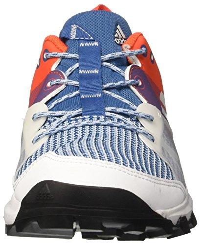 adidas Kanadia 8 Tr M, Chaussures de Course Homme Rouge (Azubas/ftwbla/energi)