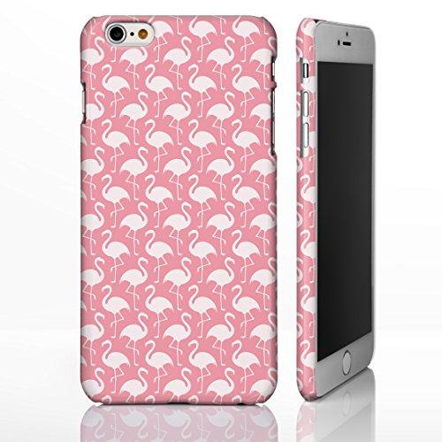 iCaseDesigner Étui de téléphone pour iPhone Motif hawaïen/floral/tropical/fête Luau/ exotique/cactus/hibiscus/flamant rose/Palm Spring, plastique, 19: Cactus on White, iPhone 5C - Slim Case 17: Flamingos on Pink Background