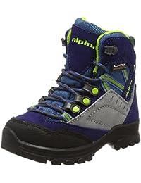 Alpina 680358, Chaussures de Trekking et Randonn&Eacutee Mixte Enfant