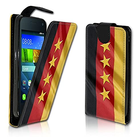 Vertikal Flip Style Handy Tasche Case Schutz Hülle Schale Motiv Etui Karte Halter für Samsung Galaxy S7 Edge SM-G935 - Vertikal Design VMVB258