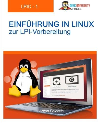 Einführung in Linux por Antun Peicevic