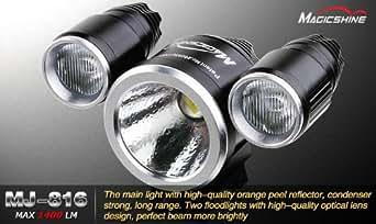 Magicshine LED Lampe 16W Cree 1400 Lumen MJ-816