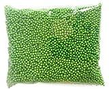 Leisial La Produzione di Materiali Creativi diy a Colore Schiuma Particelle Polyflor Dragon Ball Riempimento Decorativo delle Particelle Verde