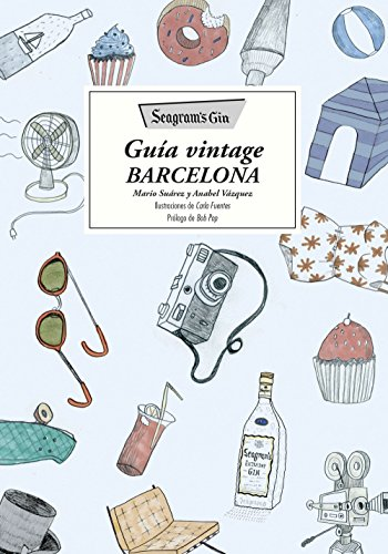 Seagram's Gin. Guía vintage Barcelona