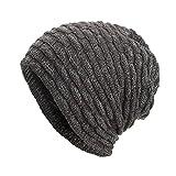 VRTUR Wintermütze Mütze warm Klassisches Design modern und weich