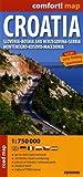 Croatia 1 : 750 000: ExpressMap (Express Maps)