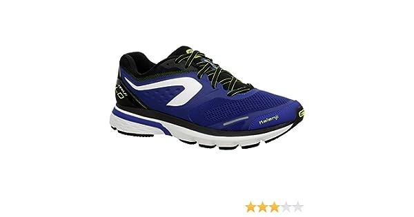7f5404363 KALENJI KIPRUN LD MEN S RUNNING SHOES - BLUE BLACK (EU 40)  Buy Online at  Low Prices in India - Amazon.in
