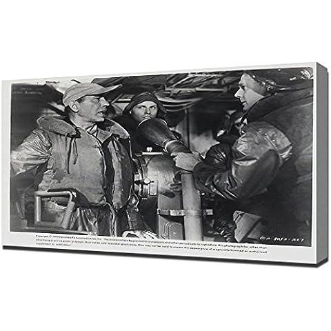 Bogart, Humphrey (Caine Mutiny, The) 13 - Impresión En Lienzo