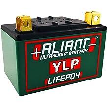 Batería de litio para moto Aliant YLP05B