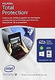 McAfee total protection 2016–Logiciel de sécurité, dispositifs ilimitados