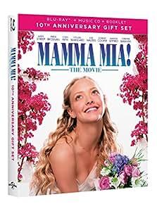 Mamma Mia 10° Anniversario Experience Edition, Blu-Ray + CD Colonna Sonora + Booklet