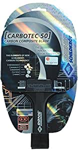 DONIC Carbotec 50 Table Tennis Bat ( Multiple)