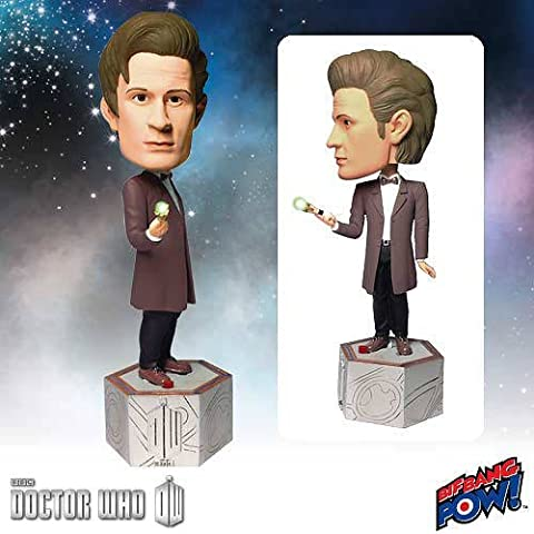 Doctor Who Electronic 11th Doctor Bobblehead Action Figure by Other Manufacturer by Other Manufacturer