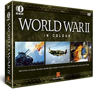 World War 2 in Colour (6-Disc Box Set) [DVD]
