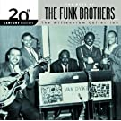 20th Century Masters The Millennium Collection The Best Of The Funk Brothers