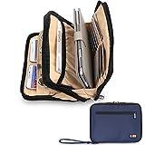 Die besten BUBM Ipad Hüllen - Packwürfel Doppelschichte Reisetasche Double Layer Packtasche Elektronike Tasche Bewertungen