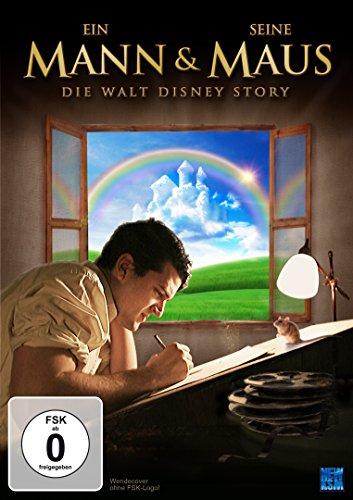 Ein Mann und seine Maus - Die Walt Disney Story (Männer Von Mäusen)