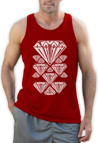 DIAMOND TOWER Tank Top Rot