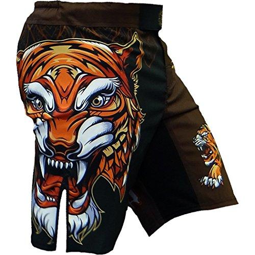 Hardcore Training Shorts Tiger-s Pantalones Cortos Hombre