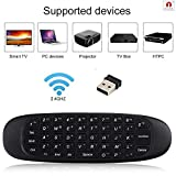 Best Android Smart Tv Boxes - Cezo Smart Wireless Air Fly Mouse Portable Rechargeable Review