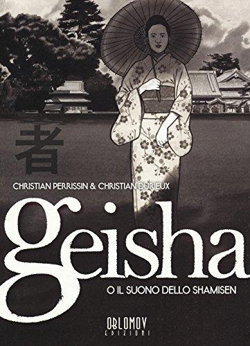 & Geisha o il suono dello shamisen: 2 italiano libri