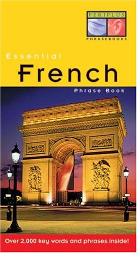Essential French Phrase Book par Periplus Editions