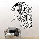 Ajcwhml Monili Decorativi della Decorazione del Fondo del sofà del Salone di Arte della Parete di Arte della Parete di Bellezza della Donna di Modo