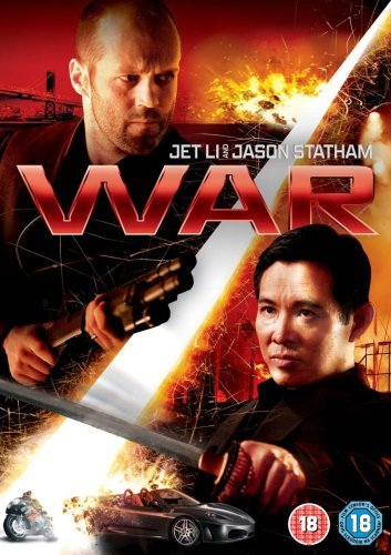 War [DVD] by Jet Li