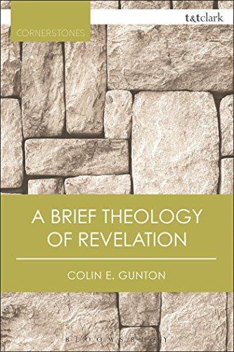 A Brief Theology of Revelation (T&t Clark Cornerstones)