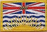 U24 Aufnäher British Columbia Aufbügler Patch