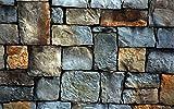 Acutray Alte Fliesen Textur Wallpaper Personifizierte Retro Ziegel Ziegel Blue Brick Red Brick Wallpaper Moderne Chinesische Restaurants Geschäfte