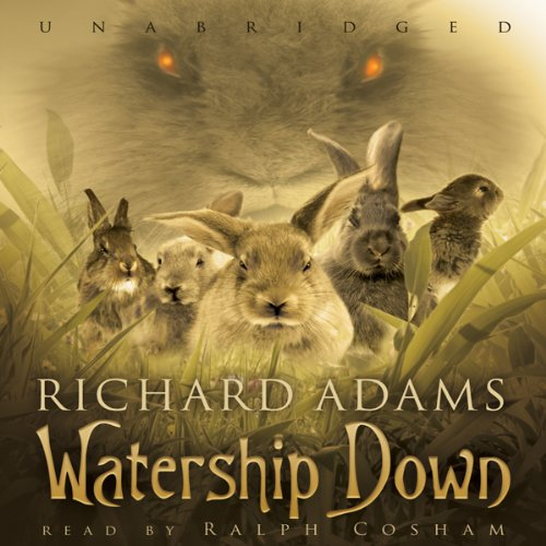 Watership Down  Audiolibri