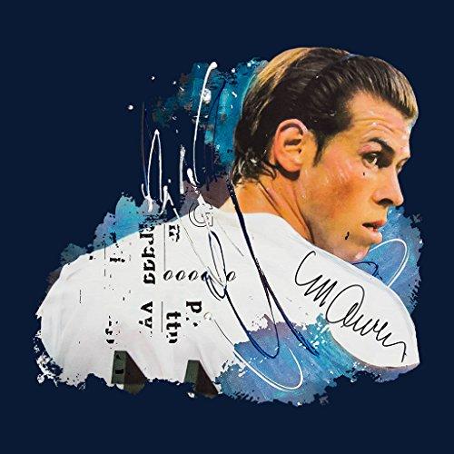Sidney Maurer Gareth Bale Official Women's Sweatshirt Navy blue