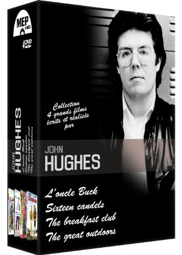 Coffret john hughes : l'oncle buck ; sixteen candles ; the breakfast club ; the great outdoors [FR Import]