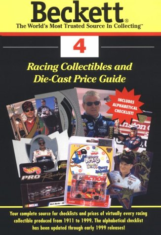Beckett Racing Price Guide and Alphabetical Checklist: 4