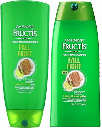 Garnier Fructis Fall Fight Shampoo And Hair Conditioner (720GM)