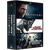 Coffret Jake Gyllenhaal: Prisoners + La rage au ventre + Source Code