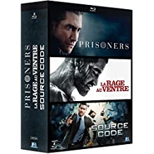Coffret Jake Gyllenhaal : Prisoners + La rage au ventre + Source Code