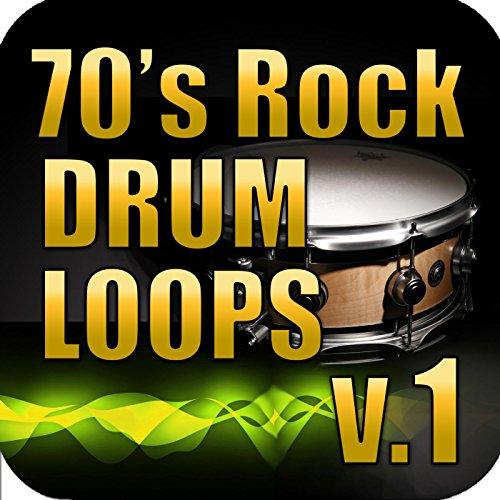 70s Rock Drum Loops Vol. 1