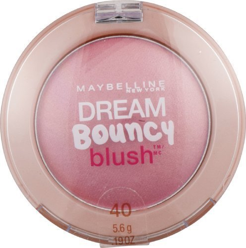 Bouncy Blush Dream (Maybelline Dream Bouncy Blush 40 Pink Plum by Maybelline)