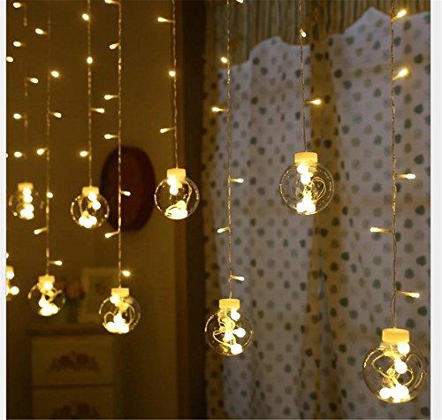 Lichtervorhang Weihnachten Fenster Test 2020 Die Top 7 Im