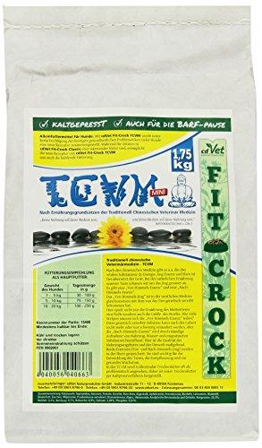 cdVet Naturprodukte Fit-Crock TCVM Mini 1,75 kg (Kalte Medizin Für Hunde)