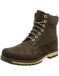 Timberland Redford 6 Boot WP Red BR - Herren Boots - Braun Schuhe in Übergrößen